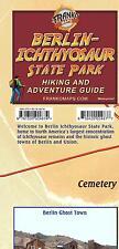 Berlin Ichthyosaur State Park Nevada Hiking & Adventure Guide Waterproof Map