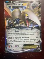 Pokemon Skarmory-EX - 80/146 - Rare Holo EX English