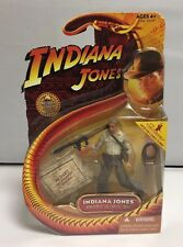 Indiana Jones - Indiana Jones Kingdom Of The Cristal Cráneo- Figura