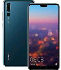 "Huawei P20 5.8"" FHD Smartphone 4GB / 128GB Android 8.0 SIM-Free, UK, Blue"