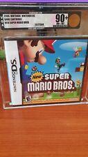 New Super Mario Bros DS VGA U90+ - Nintendo DS - Factory Sealed WATA - BNIB NSMB