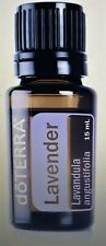 NEW doTERRA 15 ml LAVENDER ESSENTIAL OIL 100% PURE & FULL BOTTLE BELOW RETAIL!!