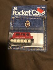 Tomy Tomica Pocket Cars Snow Tiger No. 147-84