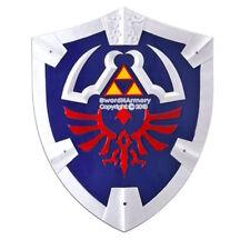 Full Size Link Master Twilight Princess Hylian Zelda Shield with Grip & Handle