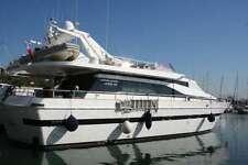 Motoryacht Cantieri di Pisa 22 2 x MTU 1060 PS 4 Kabinenausführung