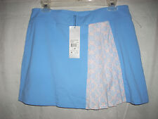 "NWT ~ $75 TAG! ~ ADIDAS Mini TENNIS Skirt attached THIN SHORTS ACTIVE M 32"" F/S!"