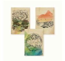 Motivation Note Cards - by artist Jeremy Collins - Set of 12