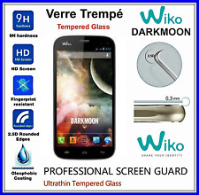 WIKO DARKMOON Tempered Glass Vitre de protection d'écran en VERRE TREMPE