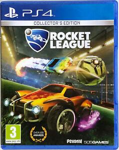 Rocket League - Collectors Edition (PlayStation 4 / PS4)