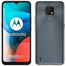 "Motorola Moto E7 Ice Flow 6.5"" Smartphone 32GB 2GB 4G Unlocked SIM-Free"
