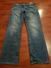 Ben Sherman Men's Brighton Original  Fit Blue Jeans Size W30 L32
