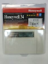 Honeywell Beige Home Central Ac Heater Hvac Thermostats For Sale In Stock Ebay