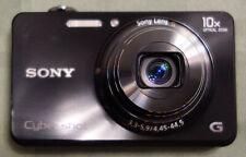 Sony Cyber-shot DSC-WX150 18.2MP Digital Camera - Black