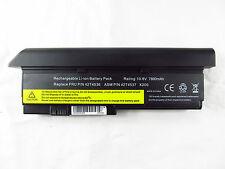 Battery for Lenovo ThinkPad X201 3680,42T4535,43R9253,ASM 42T4535,FRU 42T4534