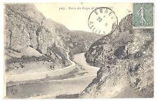 CPA 03 - (Allier) - 3067. Entrée des Gorges de CHOUVIGNY