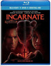 Incarnate Unrated Blu-ray DVD w/ Slipcover Brand New w/ Slipcover