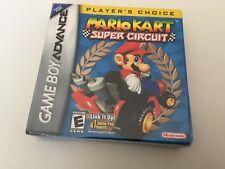 Mario Kart Super Circuit: players choice GBA NEW!