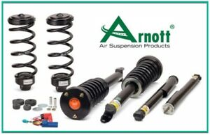 Complete Suspension Conversion Kit ARNOTT for Mercedes-Benz CLS E-Series