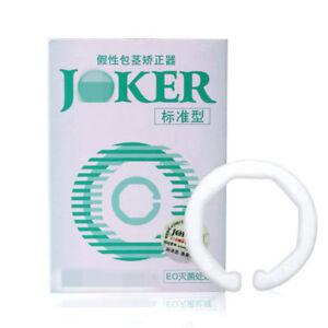 Male Foreskin Resistance Ring Lock Ring Time Delay Lock Loop Phimosis Correction