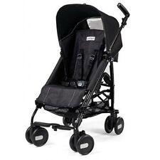 Peg Perego 2016 Pliko Mini Stroller in Onyx Black Brand New!!