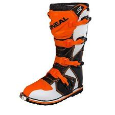 ONeal Rider Boot MX Cross Stiefel Orange Motocross Motorrad Enduro Offroad WOW
