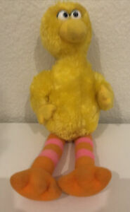 Vintage Sesame Street Big Bird Plush Applause Stuffed Animal 15 Inches
