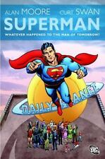 Whatever Happened to the Man of Tomorrow? by Alan Moore (2009, Hardcover, Deluxe)