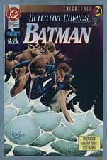 Detective Comics #663 1993 Batman Knightfall Kelley Jones DC Comics