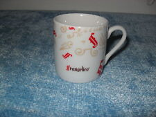 FRANGELICO COFFEE / ESPRESSO CUP CERAMIC 2010 DISEGNO - COLLECTIBLE AND NEAT!