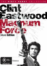 Magnum Force (Disc Only Comes In Blank Case) Excellent Con Region 4