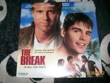 The Break NEW SEALED Laserdisc LD Vincent Van Patten Martin Sheen Free Ship $30