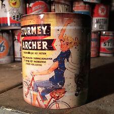 2x sturmy Archer bicicletta CAN regalo meccanico auto 313ml tè tazze da caffè