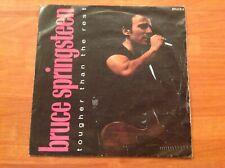 BRUCE SPRINGSTEEN - 1987 Vinyl 45rpm 7-Single - TOUGHER THAN THE REST