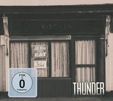 Thunder-All You Can Eat [2 Cd + Dvd]  CD NUEVO