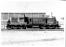 1973 Ferrocarril Del Pacifico Train #832 Loco Engine 5x7 Photo X2200S Mexico A