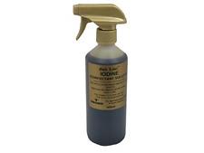 Gold Label Iodine Spray Animal Disinfectant 500ml