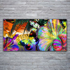 Print on Glass Wall art 120x60 Picture Image Abstract Art