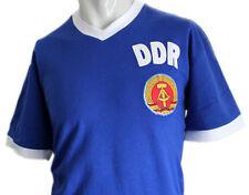 DDR Trikot Shirt 1974 Retro Fußball Weltmeisterschaft Größe: L *NEU u. OVP*