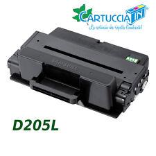 Toner RIGENERATO Samsung D205L - SCX4833FD SCX5637FR SCX5737 - ML3310ND ML3710ND