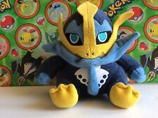 Pokemon Plush Empoleon Banpresto Japan UFO doll stuffed figure Diamond & Pearl