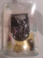 Ek success tools layer paper punch round flower - opened New
