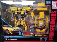 Transformers Movie Studio Series REBEKAH'S GARAGE BUMBLEBEE W/ CHARLIE IN STOCK