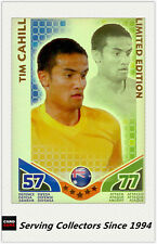 2010 Topps Match Attax World Stars Card Limited Edition Tim Cahill EX Australia