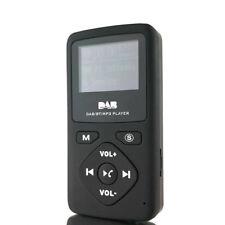 Portable Pocket DAB LCD Digital Radio Receiver with Bluetooth MP3 Player BI