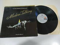 "Modern Talking In The Middle of Nowhere 4th Album 1986 LP Vinilo 12"" VG/VG"