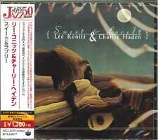 LEE KONITZ / CHARLIE HADEN-SWEET AND LOVELY-JAPAN CD C41