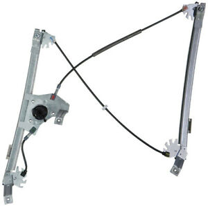 Valeo 851361 Front Right OS Window Regulator Mechanism Only Without Motor