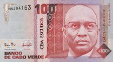 Kap Verde / Cape Verde 100 Escudos 1989 Pick 57 (1)