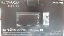Kenwood Excelon DDX7015 Monitor w/ DVD Receiver Plus TV'S for Headrest