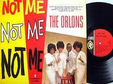 "THE ORLONS~""NOT  ME""~NM/VG++""~ORIGINAL 1963 CAMEO C-1054 ~""-NM""*LP!!!"